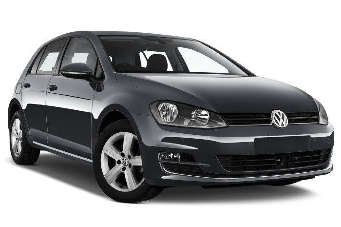 VW Golf Auto.