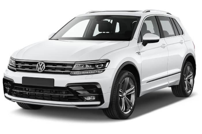 VW Tiguan Auto.