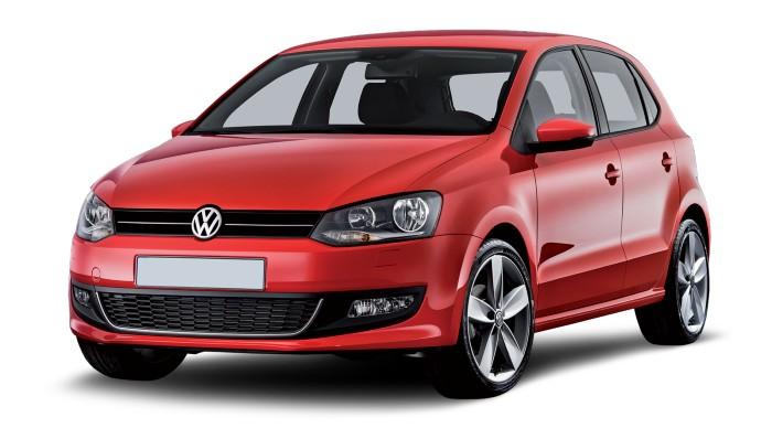 VW Polo Auto.